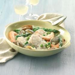 Cassoleta de peix i marisc