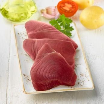 Rodaja de atún