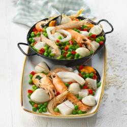 Preparado para paella