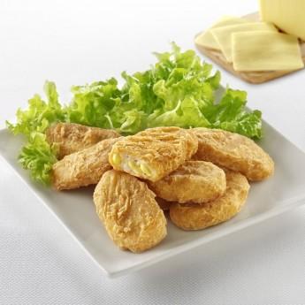Nuggets de pollastre i formatge