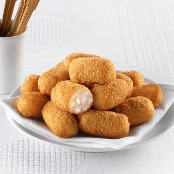 Mini croquetas de pollo