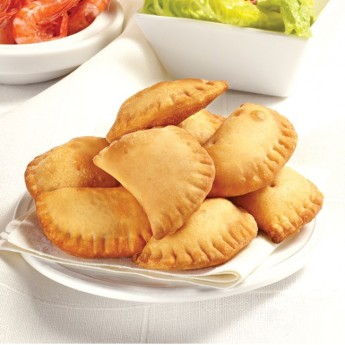 Mini empanadillas de atún
