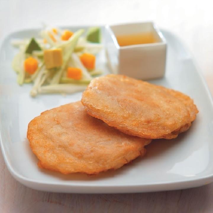 Patata farcida de carn
