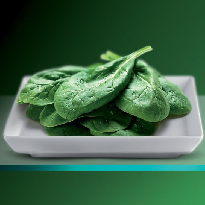 Espinacas milhojas Premium