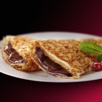 Crepes de chocolate Premium
