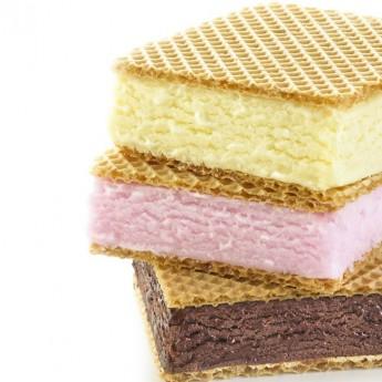 Galletas para helado