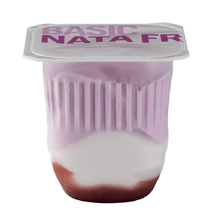 Basic Vasitos nata y fresa
