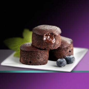 Mini coulant de xocolata Premium