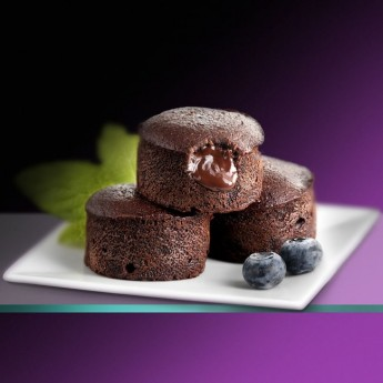 Mini coulant de xocolata Premium