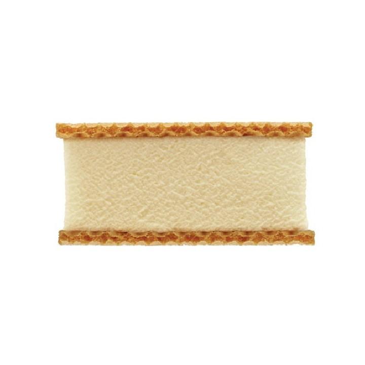 Bloc gelat vainilla