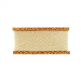 Bloque helado vainilla