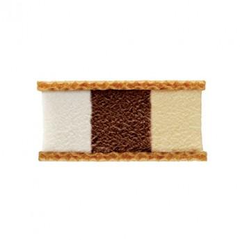 Basic bloc gelat 3 sabors