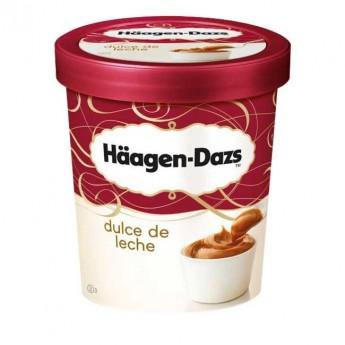 Tarrina dulce de leche Häagen Dazs