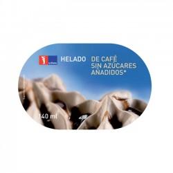 Tarrina de café sin azúcares añadidos