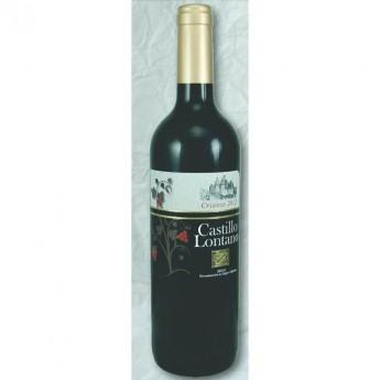 Castillo Lontano Rioja Alav.Cza.Tinto 3/4