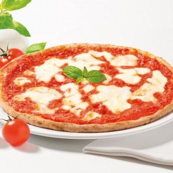 Pizza margarita sin gluten y sin lactosa DS