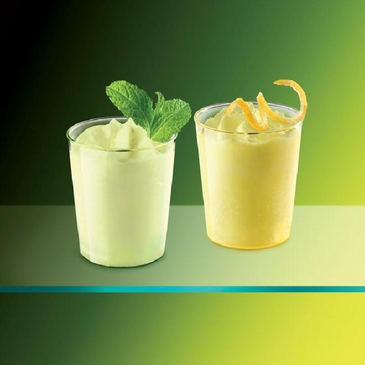 Mini cocktail mojito y margarita Premium