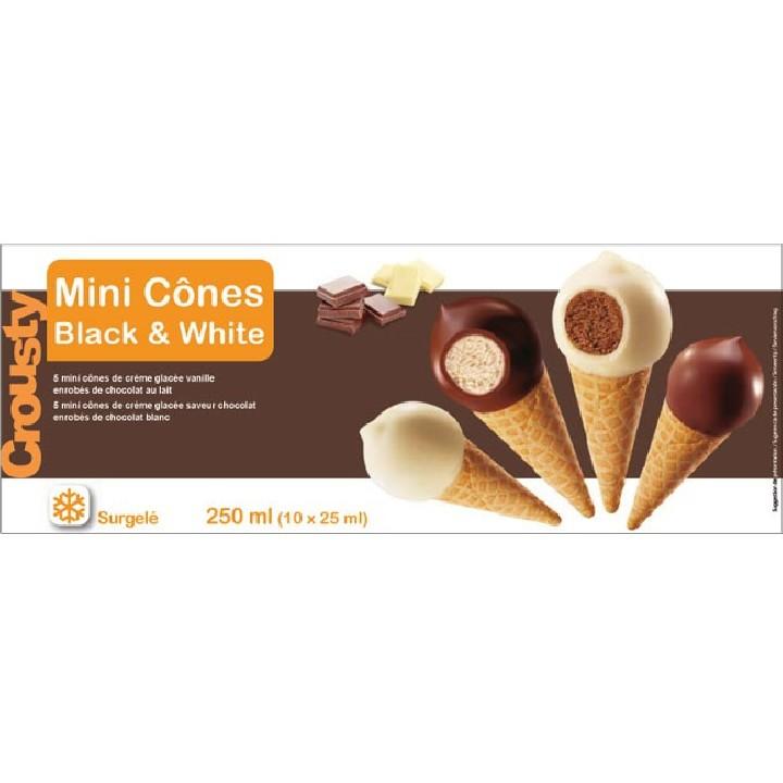 Mini cornets Boulevard