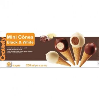Mini cornetes Boulevard