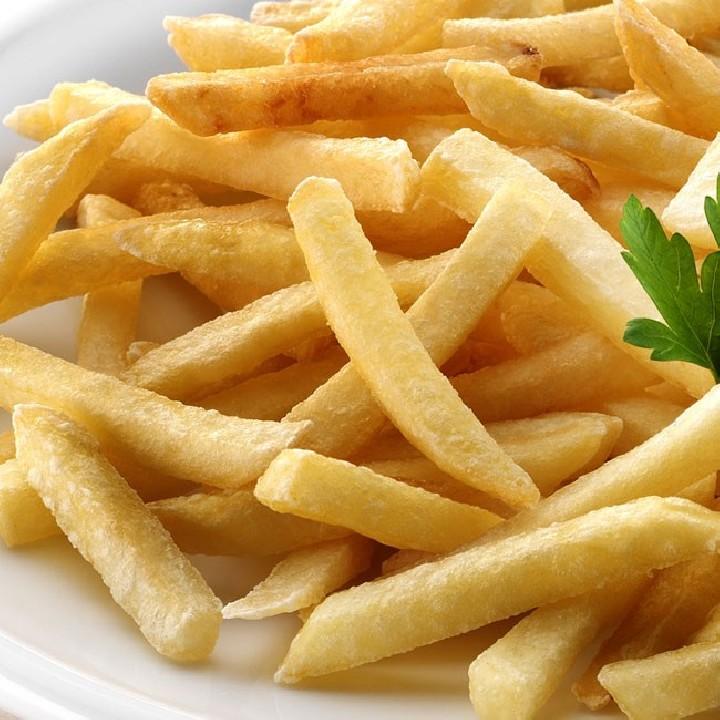 Patatas prefritas 7x7