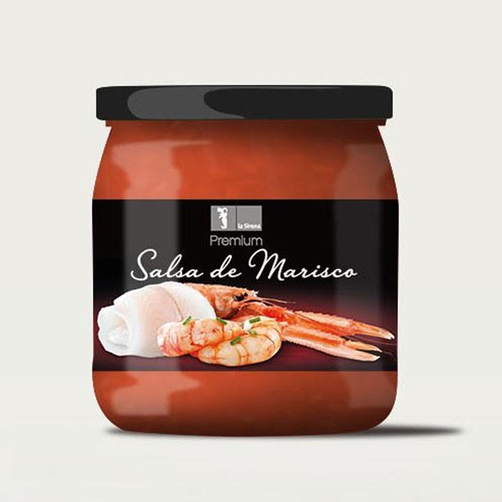 Salsa de marisc Premium