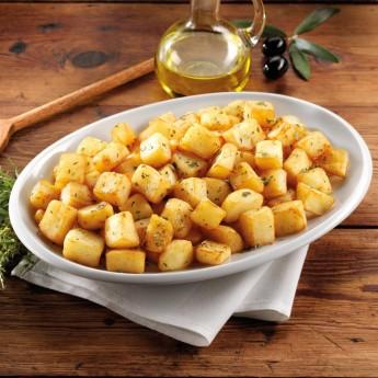 Patatas al estilo mediterráneo
