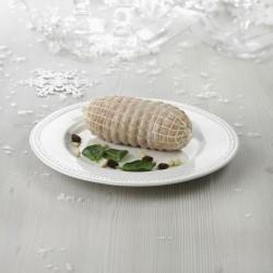 Mini redondo pollo relleno espinacas a la catalana