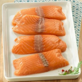 Lomo de salmón premium