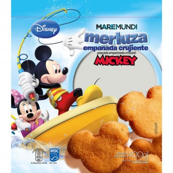 Mickey nuggets lluç