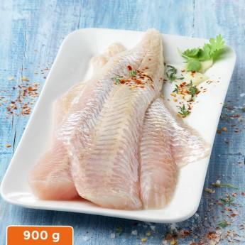 Filete de merluza argentina sin piel Basic