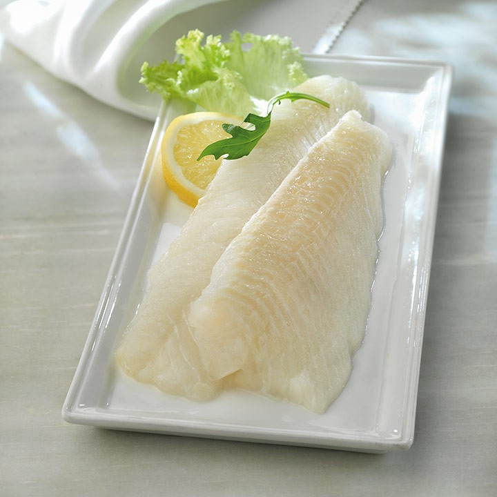 Filete de halibut Basic