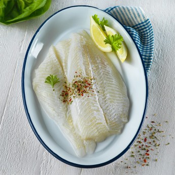 Filete de halibut