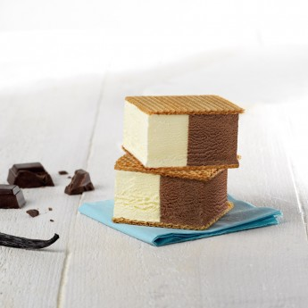 Bloc vainilla i xocolata sense sucre