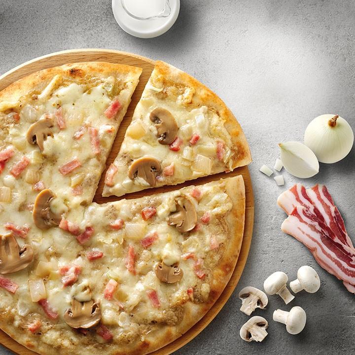 Pizza Horno Piedra Campesina