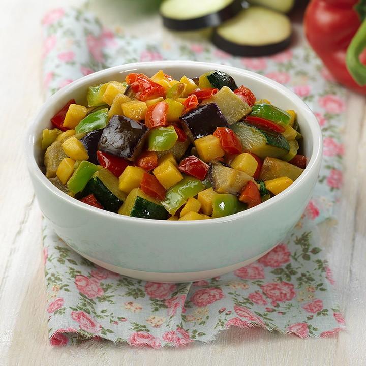 Samfaina de verdures