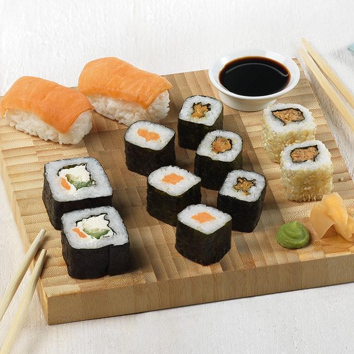 Sushi salmó