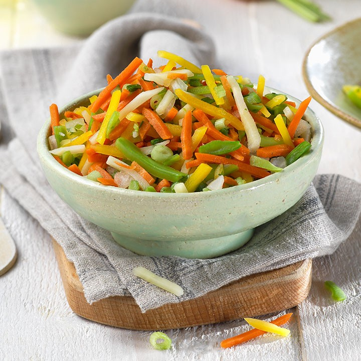 Juliana de verduras