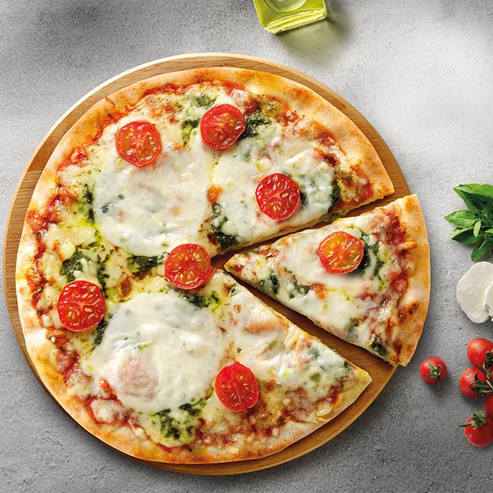 Pizza forn de pedra Caprese
