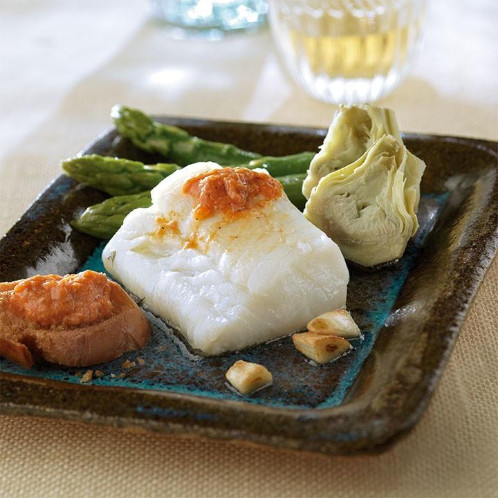Hermoso como cocinar lomos de bacalao im genes lomos de - Cocinar bacalao congelado ...