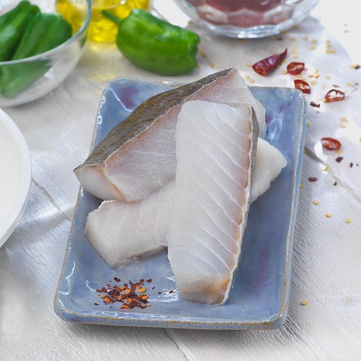 Lomo bacalao punto de sal