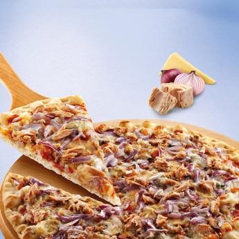 Pizza fina tonyina