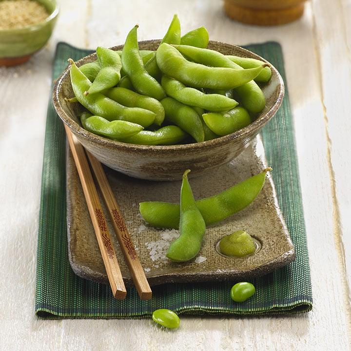 Edamame wasabi