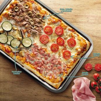 Pizza 4 sabores