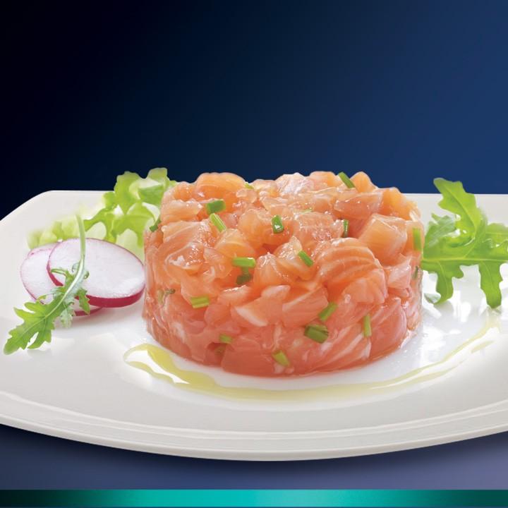 Tàrtar de salmó Premium