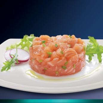 Tartar de salmón Premium