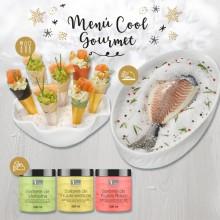 Menú Cool Gourmet