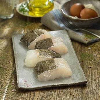 Lloms de bacallà al punt de sal Premium