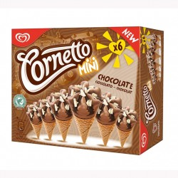 Cornetto mini xocolata Frigo