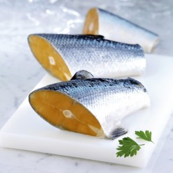Cola de salmón