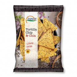 Tortilla Chip Chia